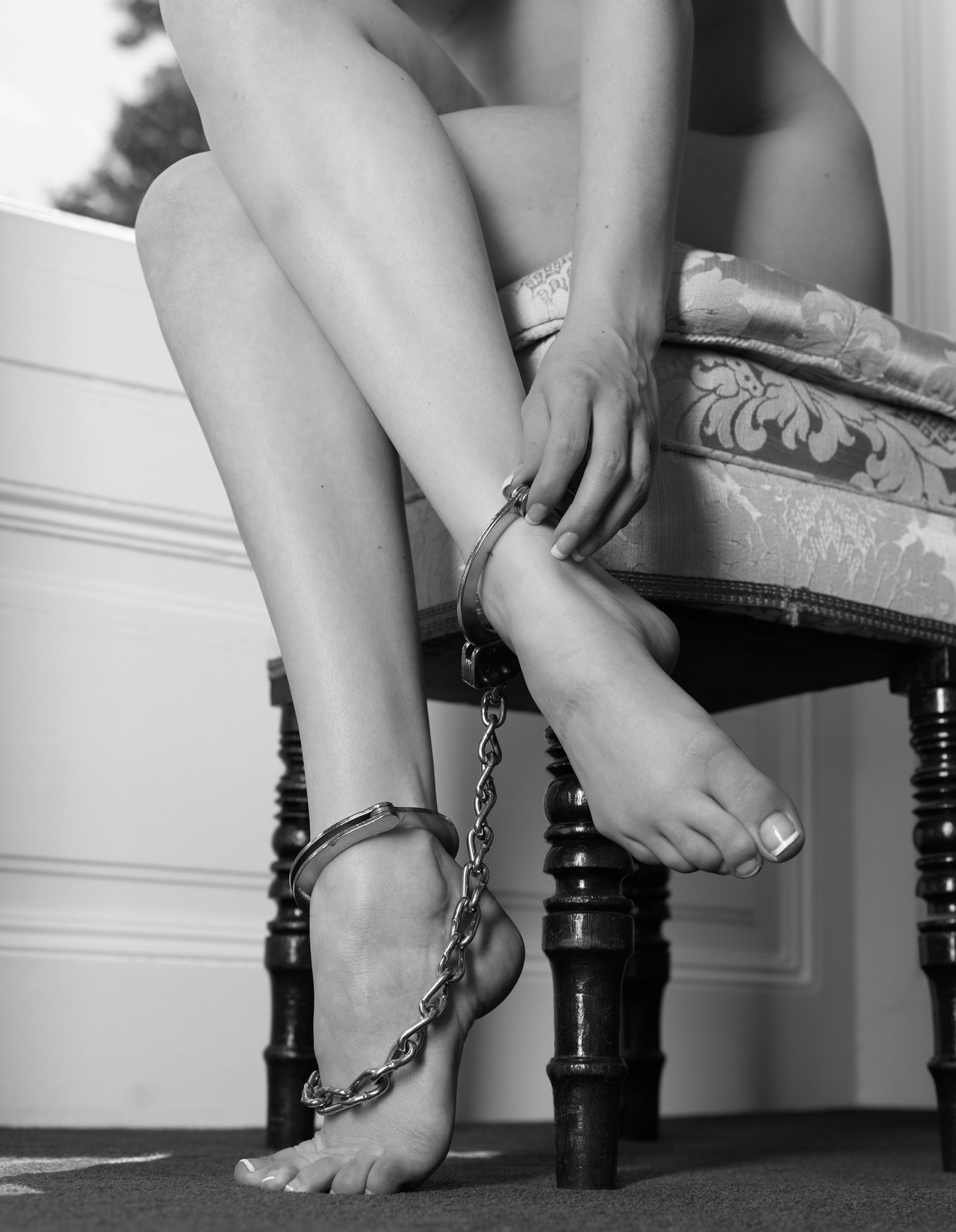Фетиш женские ножки онлайн 9 фотография